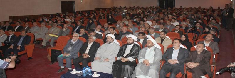 مراسم هفته پژوهش در دانشگاه خوارزمی تهران 1392