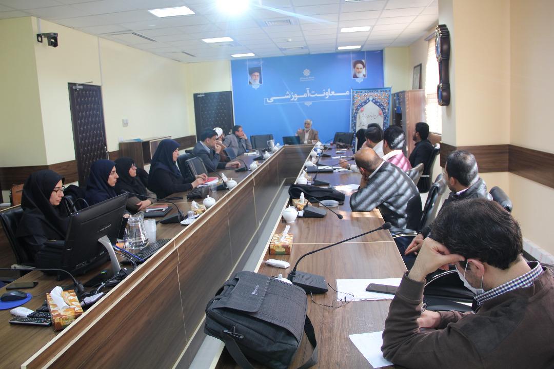 دوره دانش افزایی دانشگاه علوم پزشکی کرمان – بهمن ۱۳۹۸